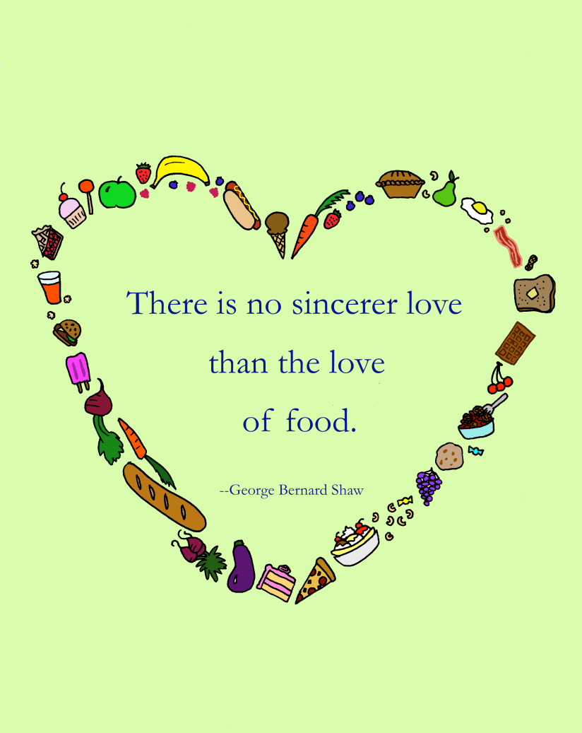 love-of-food-green