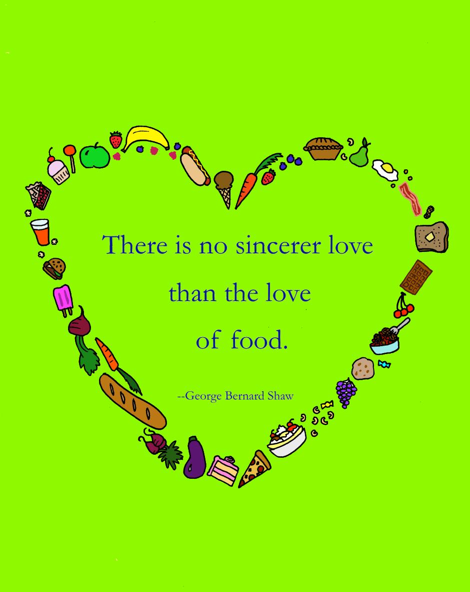 love-of-food-green