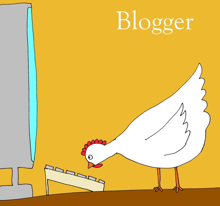 typing-chicken