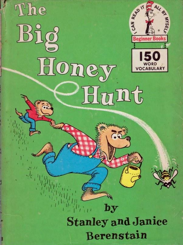 big honey hunt