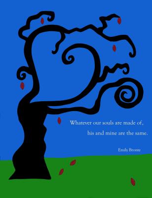 brighter tree cream text
