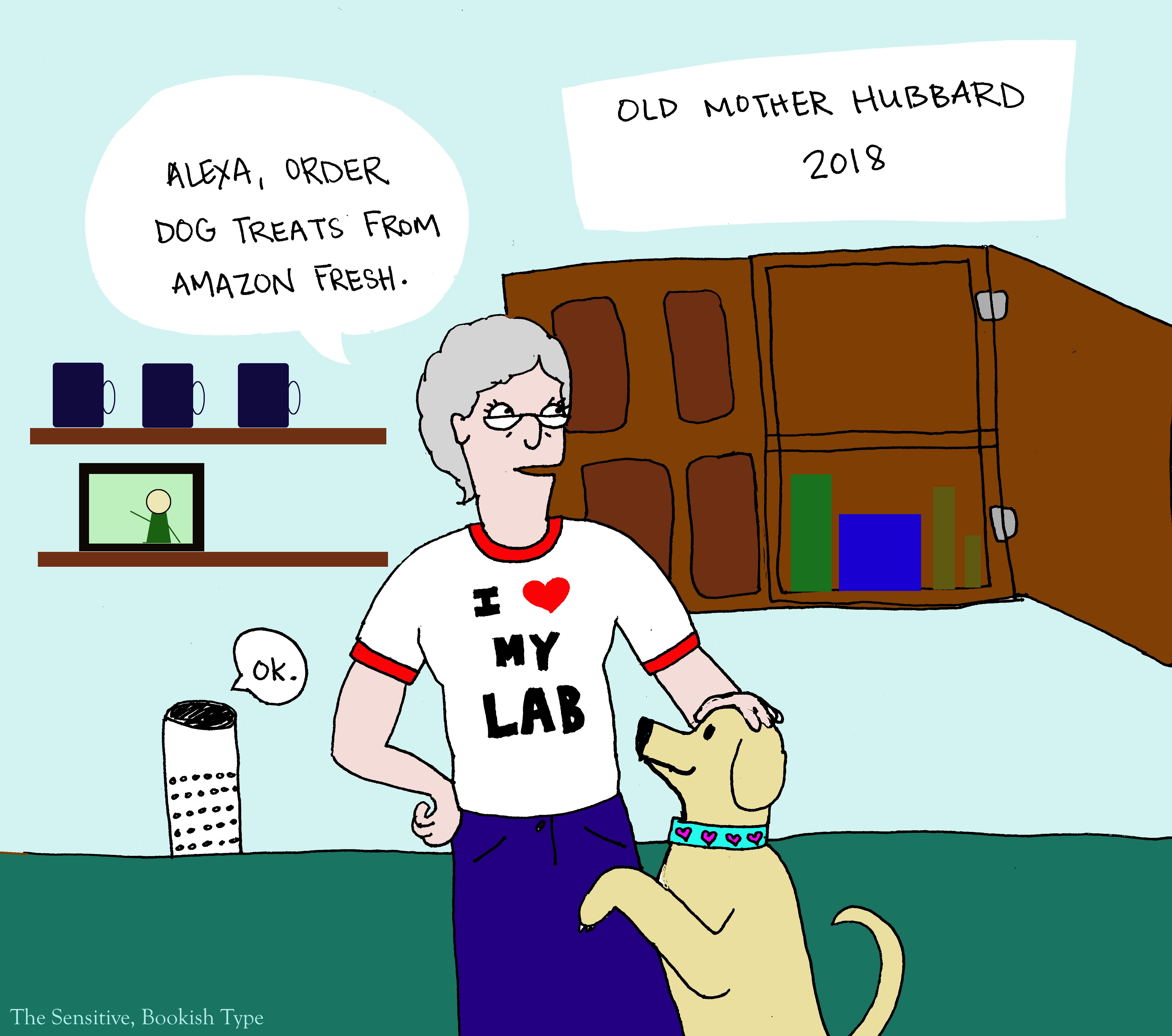 mother hubbard