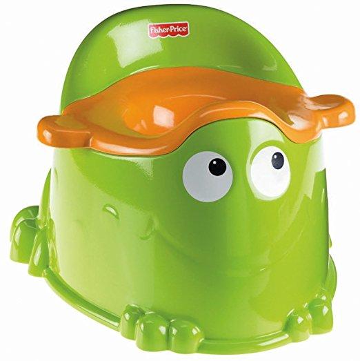 froggy potty