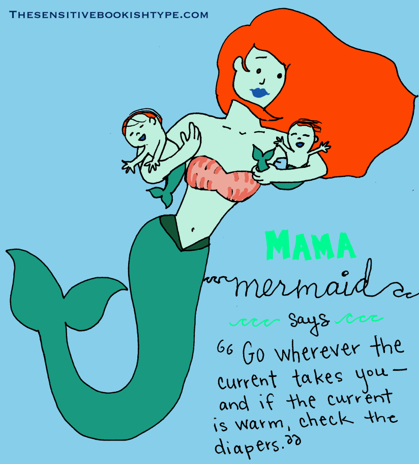 Mama Mermaid